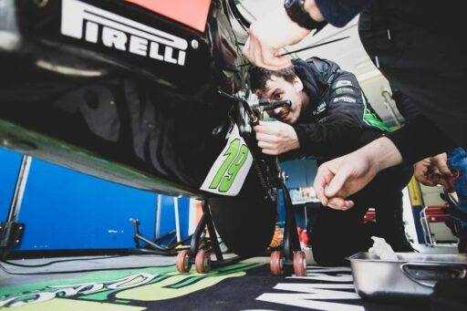 2R Racing WorldSBK Supersport 300 Jerez