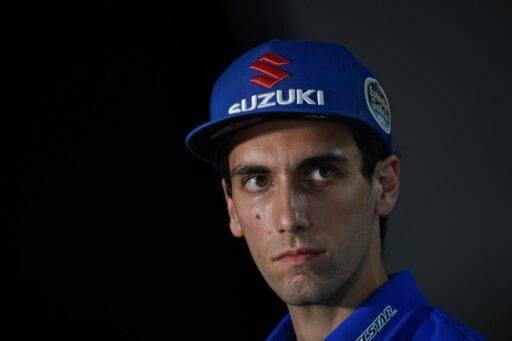 Rins MotoGP Suzuki