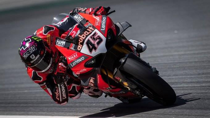 Redding Ducati WSBK