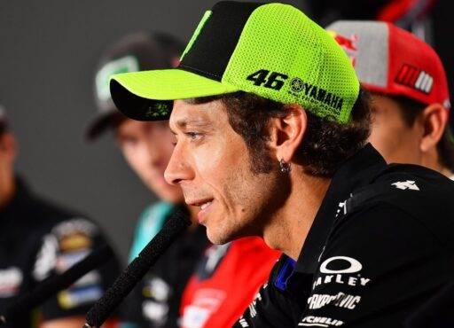 Rossi retirada