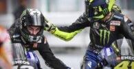"""Viñales: """"No veo a Rossi y Quartararo como un peligro"""""""