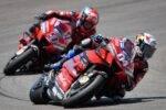Dovizioso Petrucci Ducati MotoGP Brno
