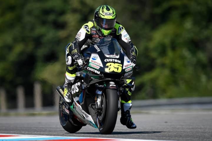 Crutchlow Honda MotoGP Brno