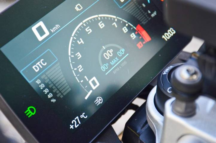 BMW F900R