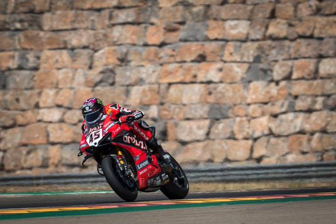 Redding Ducati SBK