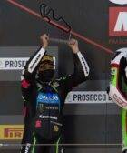 Ana Carrasco Kawasaki Aragón líder SPP 300