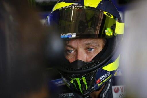 Rossi Yamaha MotoGP Brno
