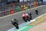 Carrera de MotoGP del Gran Premio de Andalucía