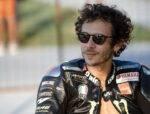 Valentino Rossi durante los entrenamientos con los pilotos de la VR46 Academy en Italia