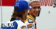 Sete Gibernau Valentino Rossi