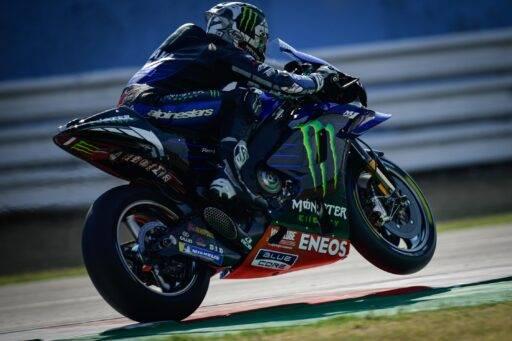 """Rossi: """"Quiero luchar por el podio"""""""