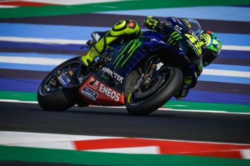 """Rossi:""""Quiero luchar por el podio"""""""
