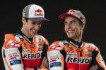 Álex Márquez y Marc Márquez Honda MotoGP