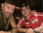 Biaggi y Lorenzo