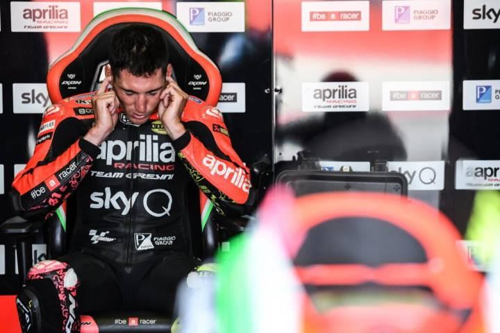 Aleix Espargaró sobre los casos de Covid-19 en MotoGP
