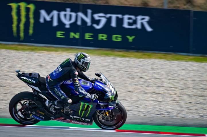 Maverick Viñales MotoGP Yamaha Le Mans