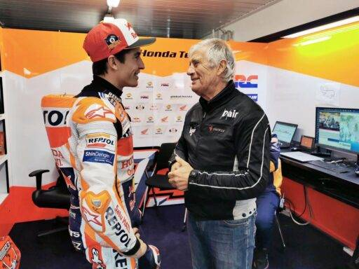 Marc Márquez Giacomo Agostini MotoGP