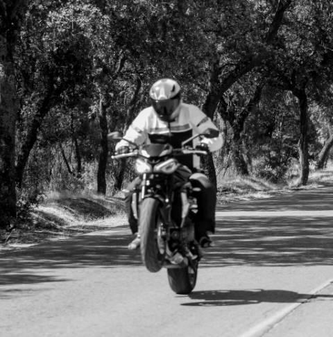 Triumph Street Triple Rx 2015 : Precio, fotos y ficha
