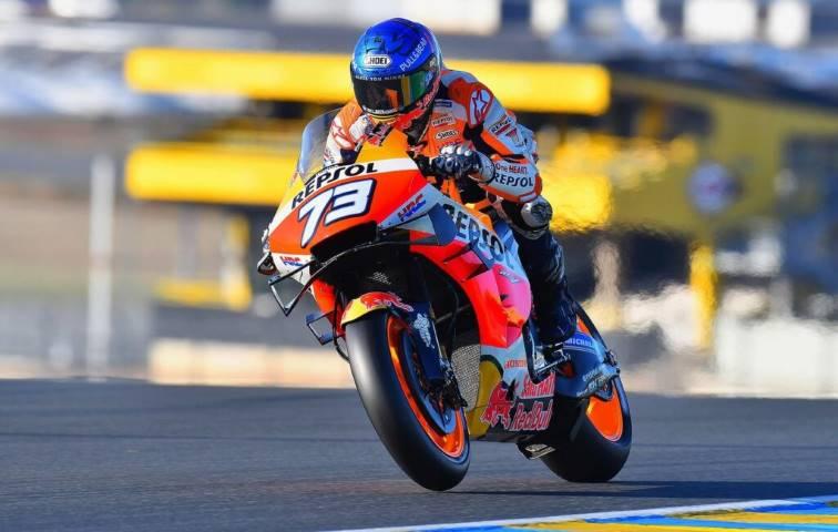 Alex Márquez MotoGP Repsol Honda Le Mans