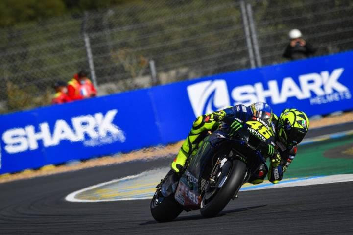 Yamaha Rossi Jorge Lorenzo MotoGP 2020 Aragón Valencia coronavirus