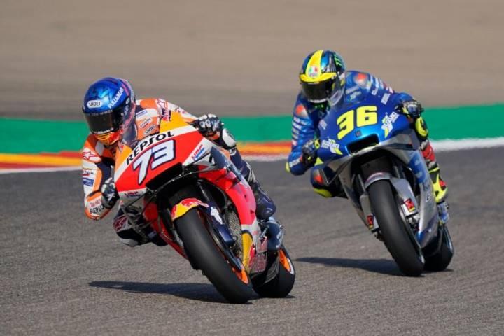 MotoGP Ritmos Márquez