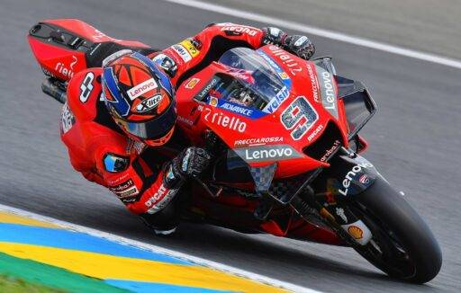 Danilo Petrucci MotoGP Le Mans Francia