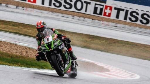 Jonathan Rea sexto título Kawasaki World SBK