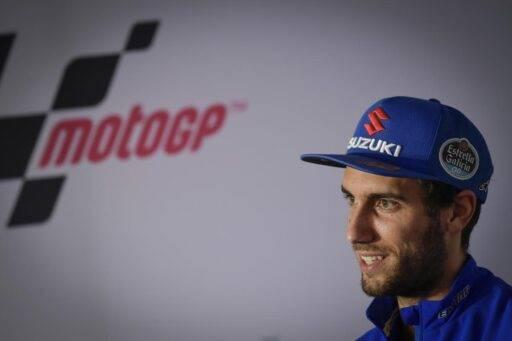 Álex Rins Mir Suzuki MotoGP 2020 Aragón