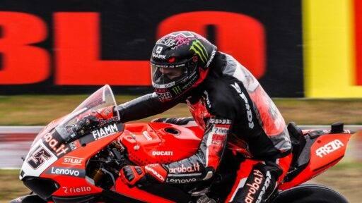 Scott Redding Ducati Jonathan Rea World SBK