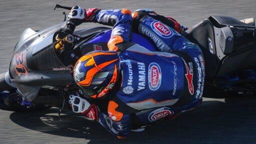 Garret Gerloff y Jonathan Rea dominan en Jerez