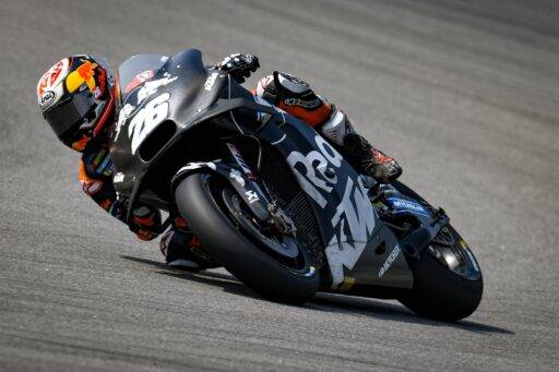Pedrosa prepara la KTM de 2021