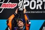 Miguel Oliveira Hervé Poncharal KTM MotoGP Portimao