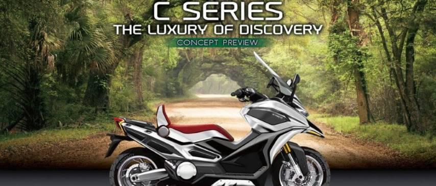 scooter aventurero