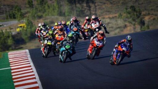 MotoGP 2020 caídas