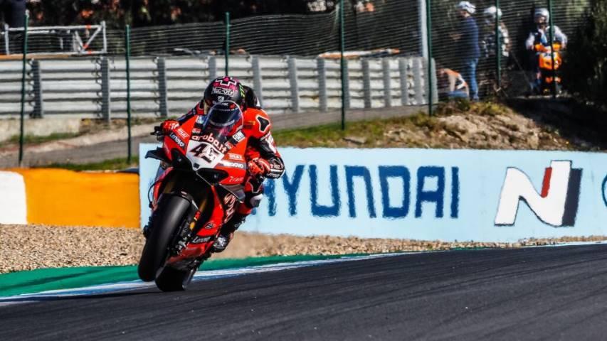 Redding SBK MotoGP Aprilia Ducati Rea