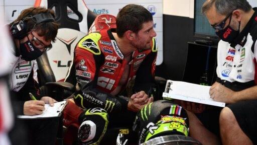 Cal Crutchlow LCR Honda MotoGP Yamaha