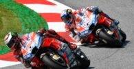 Lorenzo Dovizioso Ducati
