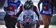 """Arenas sobre subir a MotoGP: """"Elegiría la moto ganadora, Suzuki"""""""