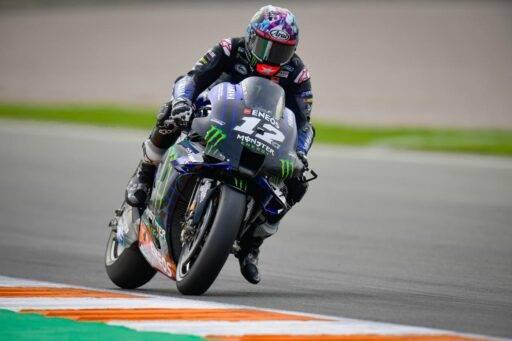 Maverick Viñales Lin Jarvis MotoGP Yamaha