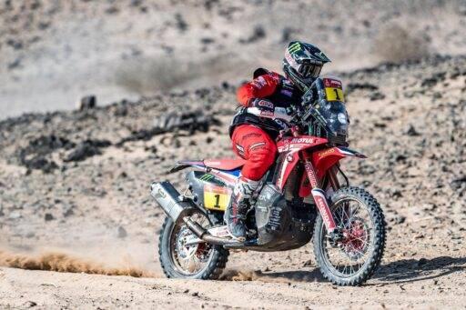 Ricky Brabec Dakar