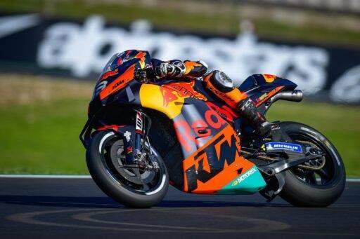 KTM firma con MotoGP