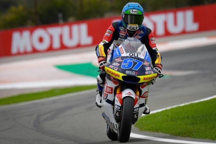 Edgar Pons Moto2