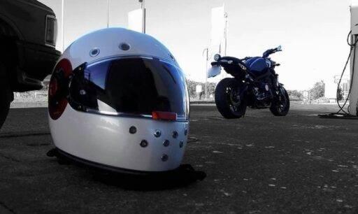 retro, motos de calle