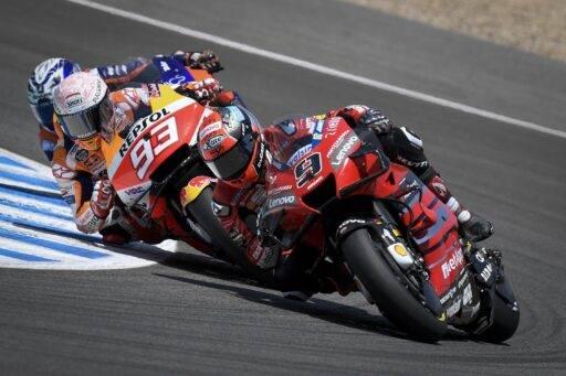 """Pirro: """"Quizá Honda esté siguiendo a Ducati"""""""