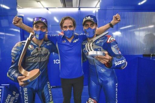 "Chicho Lorenzo: ""Renault, Fernando Alonso y Davide Brivio"""