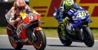 Márquez y Rossi, un legado indestructible