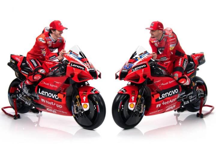 Ducati oficial