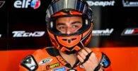 Danilo Petrucci KTM MotoGP Qatar Test Pedrosa