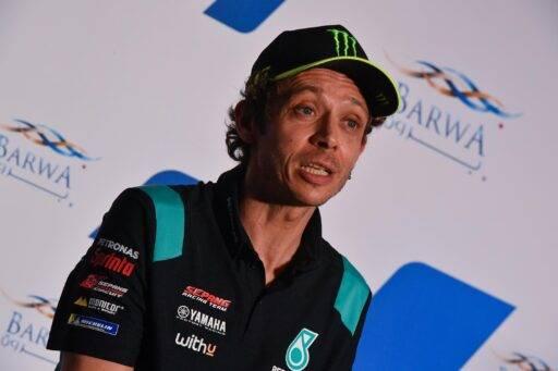 """Lucchinelli: """"¿Perdería atractivo MotoGP sin Rossi? No"""