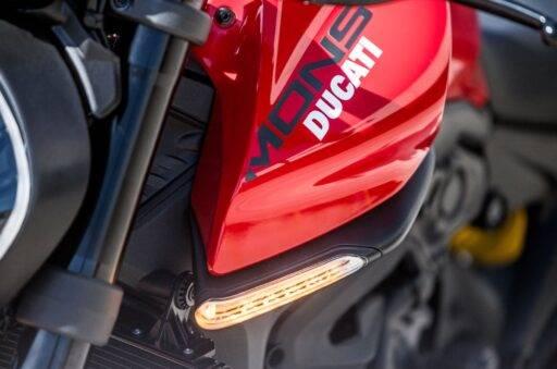 Nueva Ducati Monster
